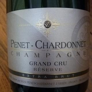 Penet Chardonnet Grand Cru Extra Brut Réserve