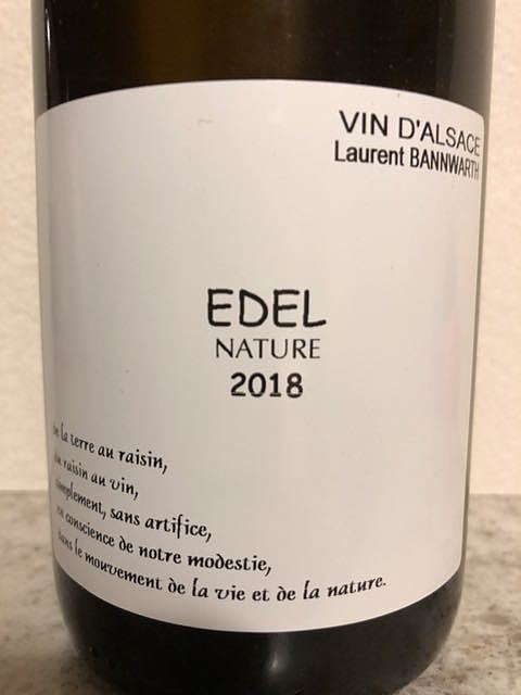 Laurent Bannwarth Edel Nature