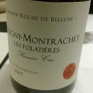 Maison Roche de Bellene Puligny Montrachet 1er Cru Les Folatiers