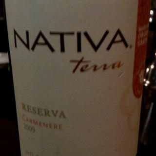 Nativa Terra Reserva Carmenere