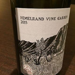 Alheit Vineyards Hemelrand Vine Garden