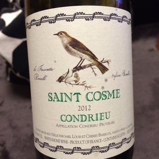 Ch. de Saint Cosme Condrieu