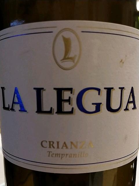 La Legua Crianza(ラ・レグア クリアンサ)