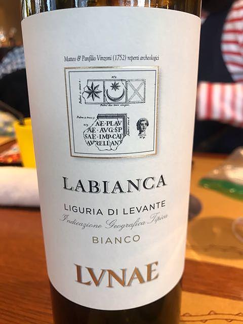 Lunae Labianca Liguria di Levante Bianco(ルナエ ラビアンカ)