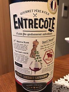 Gourmet Pére & Fils Entrecôte Merlot Cabernet Sauvignon