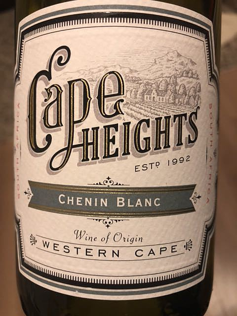 Cape Heights Chenin Blanc