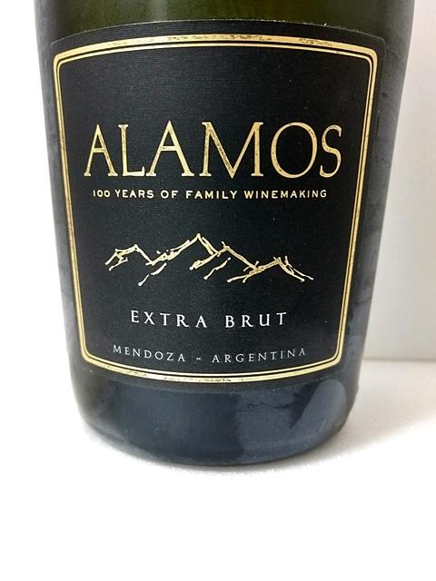 Alamos Extra Brut(アラモス エクストラ・ブリュット)