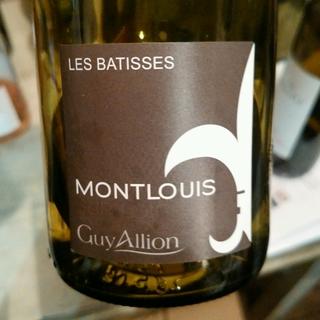Guy Allion Montlouis Les Batisses