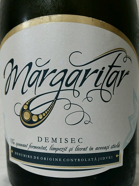 Jidvei Margaritar Demisec(ジドヴェイ マルガリタール ドゥミセック)