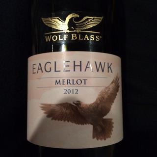 Wolf Blass Eaglehawk Merlot