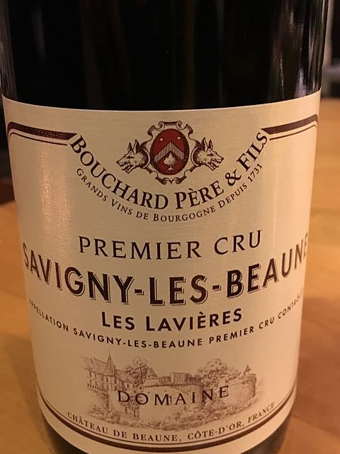 Bouchard Père & Fils Savigny Les Beaune