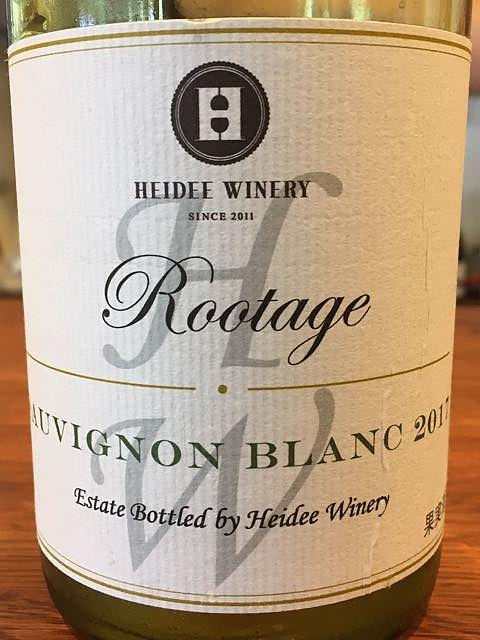 Heidee Winery Rootage Sauvignon Blanc