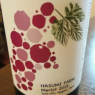 Hasumi Farm Merlot