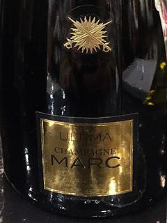 Champagne Marc Ultima Lune de miel(マルク ウルティマ リュンヌ・ド・ミエル)