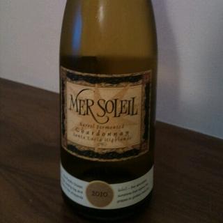 Mer Soleil Barrel Fermented Chardonnay Santa Lucia Highlands(メール・ソレイユ バレル・ファーメンテッド シャルドネ サンタ・ルチア・ハイランズ)