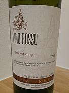 カッシーナ・ロエラ ヴィノ・ロッソ サン・マルティーノ(2009)