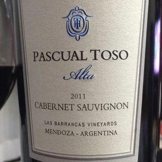 Pascual Toso Alta Cabernet Sauvignon