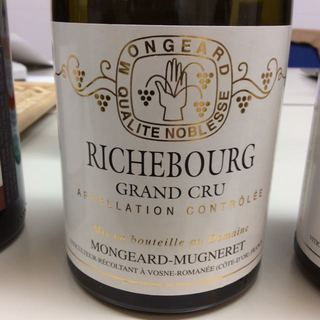 Mongeard Mugneret Richebourg Grand Cru