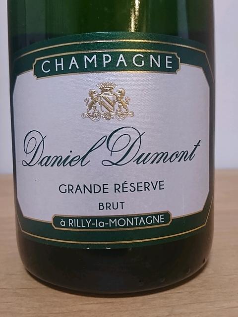 Daniel Dumont Grande Réserve Brut(ダニエル・デュモン グラン・レゼルヴ ブリュット)