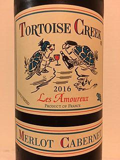 Tortoise Creek Les Amoureux Merlot Caberent(トートワーズ・クリーク レ・ザムルー メルロー カベルネ)