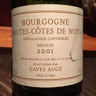 DRC Bourgogne Hautes Côtes de Nuits Blanc