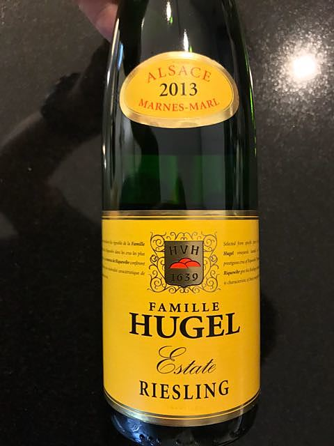 Hugel Estate Riesling