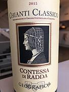 Geografico Contessa di Radda Chianti Classico