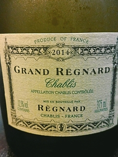 Régnard Grand Régnard Chablis