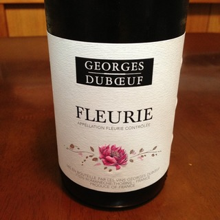 Georges Duboeuf Fleurie