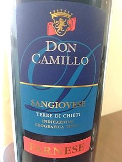 Fantini (Farnese) Don Camillo Sangiovese