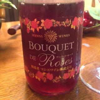 Manns Wines Bouquet de Roses