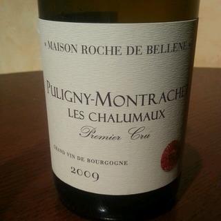 Maison Roche de Bellene Puligny Montrachet Les Chalumeaux 1er Cru