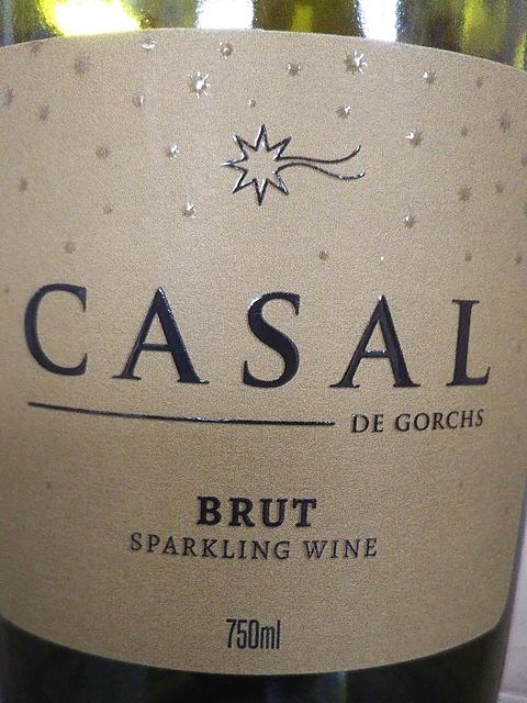 Casal de Gorchs Brut(カサル・デ・ゴルチス ブリュット)
