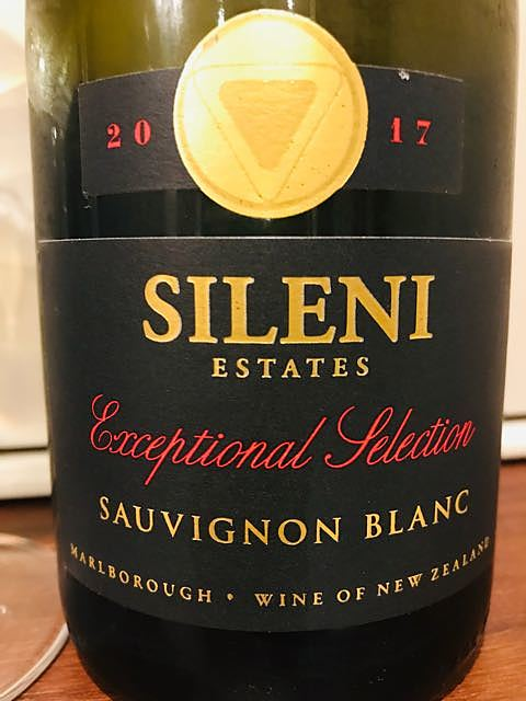 Sileni Exceptional Selection Sauvignon Blanc