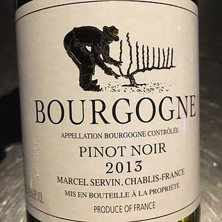 Marcel Servin Bourgogne Pinot Noir