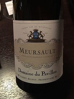 Dom. du Pavillon Meursault(ドメーヌ・デュ・パヴィヨン ムルソー)