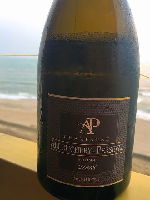 Allouchery Perseval Millésime 2008(アロウシュリー・ペルスヴァル ミレジメ)