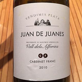 Juan de Juanes Plata Cabernet Franc
