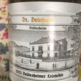 Dr. Deinhard Deidesheim Deidesheimer Leinhöhle Riesling harbtrocken