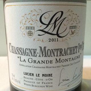 Lucien Le Moine Chassagne Montrachet 1er Cru La Grande Montagne