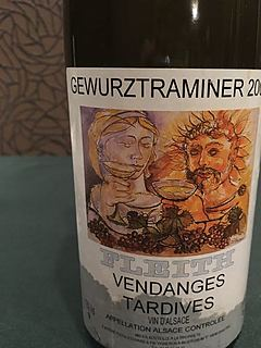Fleith Gewürztraminer Vendanges Tardives