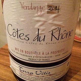 Terra Vitis Côtes du Rhône Rouge