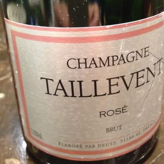 Champagne Taillevent Brut Rosé