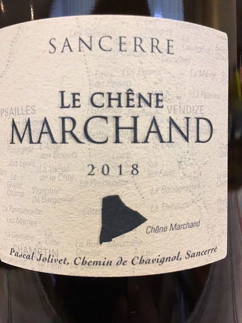 Pascal Jolivet Sancerre Le Chêne Marchand