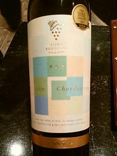 安心院ワイン Chardonnay Reserve