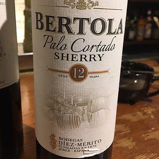 Bertola Palo Cortado Sherry 12 Años