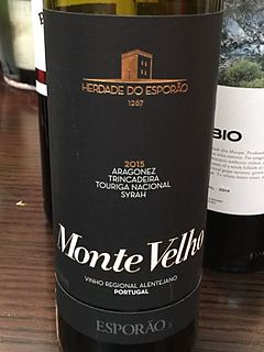 Herdade do Esporao Monte Velho(エルダーデ・ド・エスポラン モンテ・ヴェルホ)