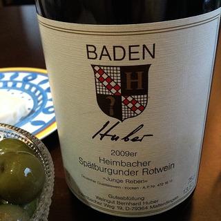 Bernhard Huber Heimbacher Spätburgunder Rotwein Junge Reben
