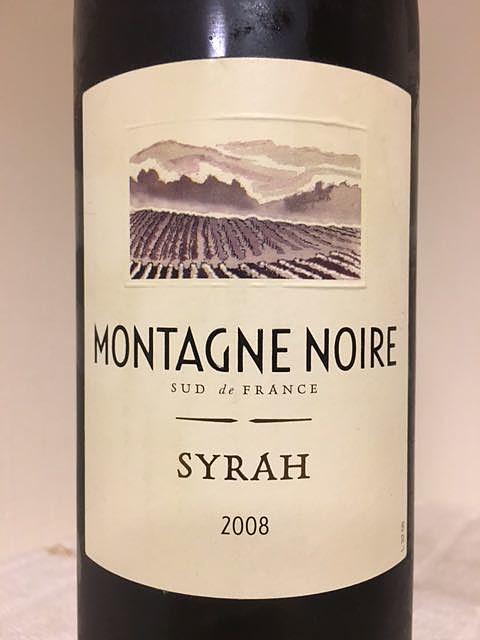 Montagne Noire Syrah(モンターニュ・ノワール シラー)