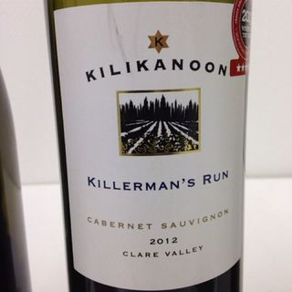 Kilikanoon Killerman's Run Cabernet Sauvignon